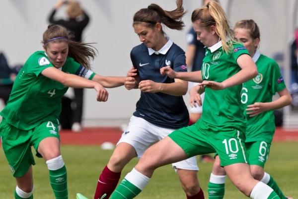 Euro U17 - IRLANDE - FRANCE : Un succès pour débuter