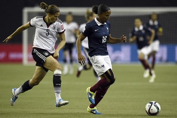 Delie et les Bleues sont d'attaque (photo FIFA.com)