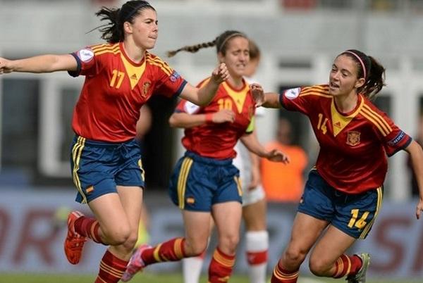 L'Espagne reconquiert le trophée en U17 après 2010 et 2011 (photo UEFA.com)