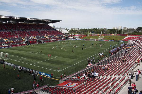 Le match France-Mexique à Ottawa restera un de mes meilleurs souvenirs