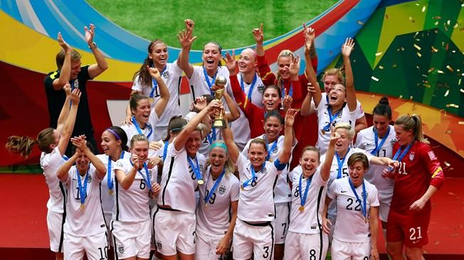 Les Etats-Unis dans le fauteuil de premier (photo FIFA.com)