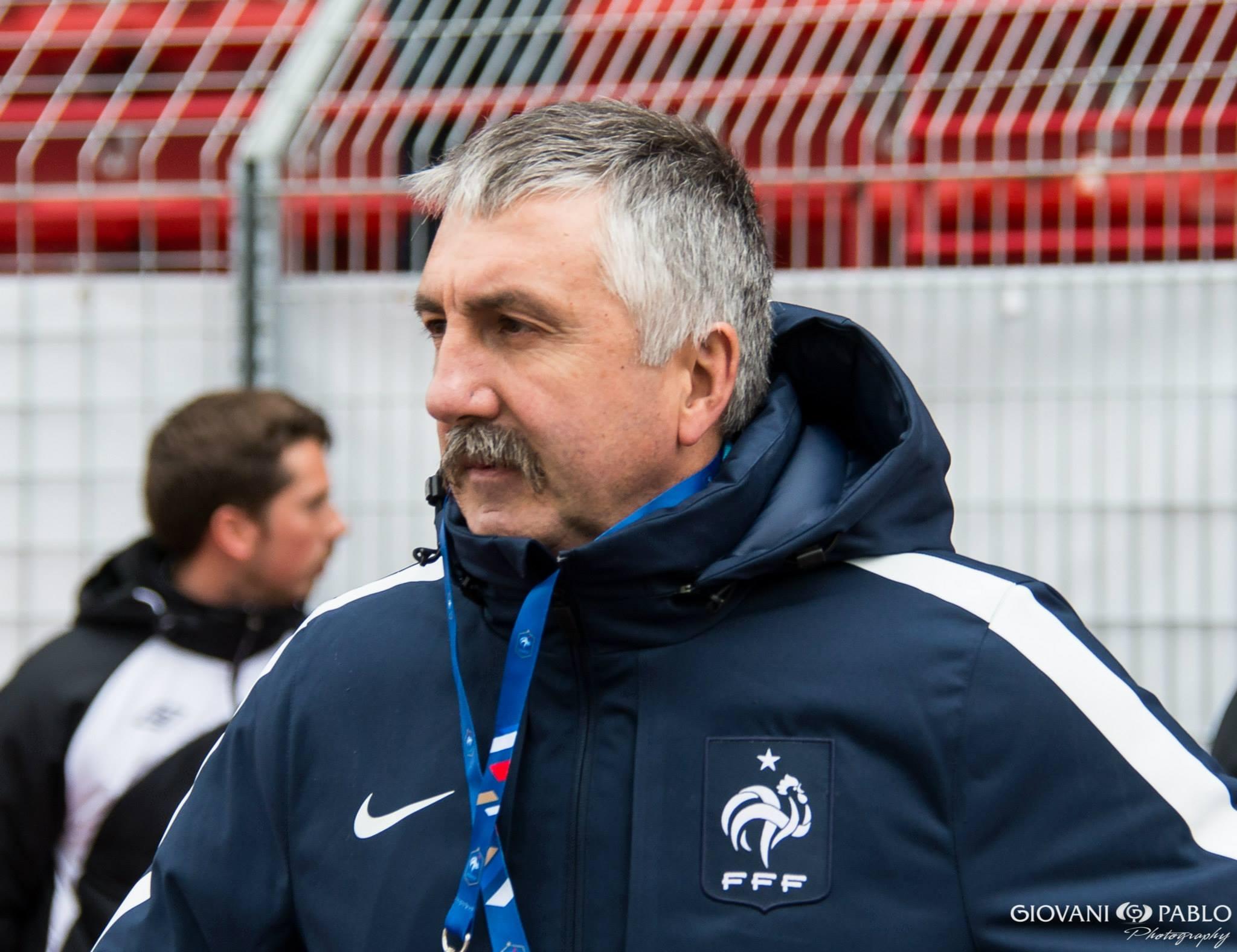 """Euro U19 - Gilles EYQUEM : """"On peut être ambitieux"""""""