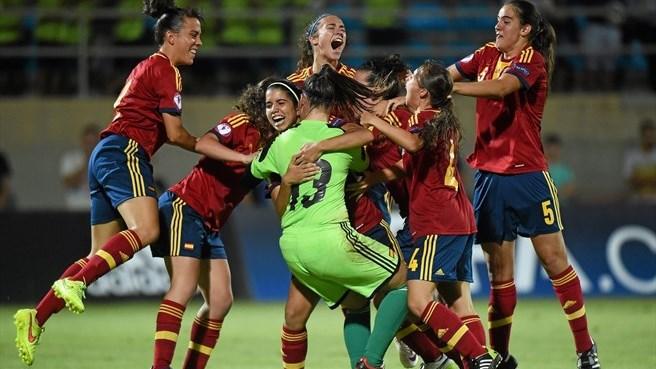 Un sans faute espagnol aux tirs au but (photo UEFA)