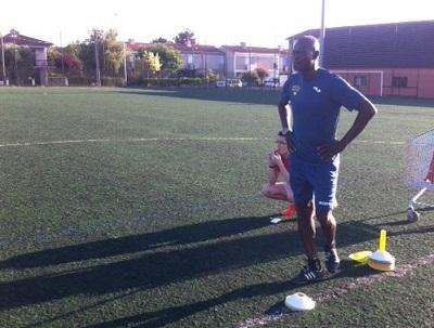 Adolphe Ogouyon dirigera sa 45e rencontre de D1 contre La Roche (photo club)