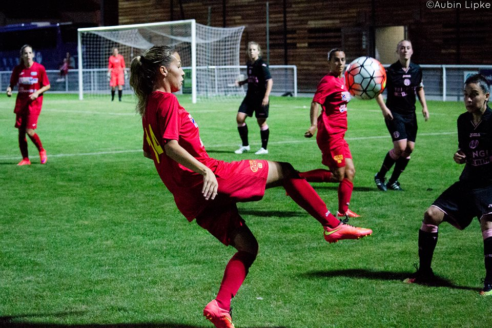 Tatiana Solanet fait partie des joueuses restées au club (photo club)