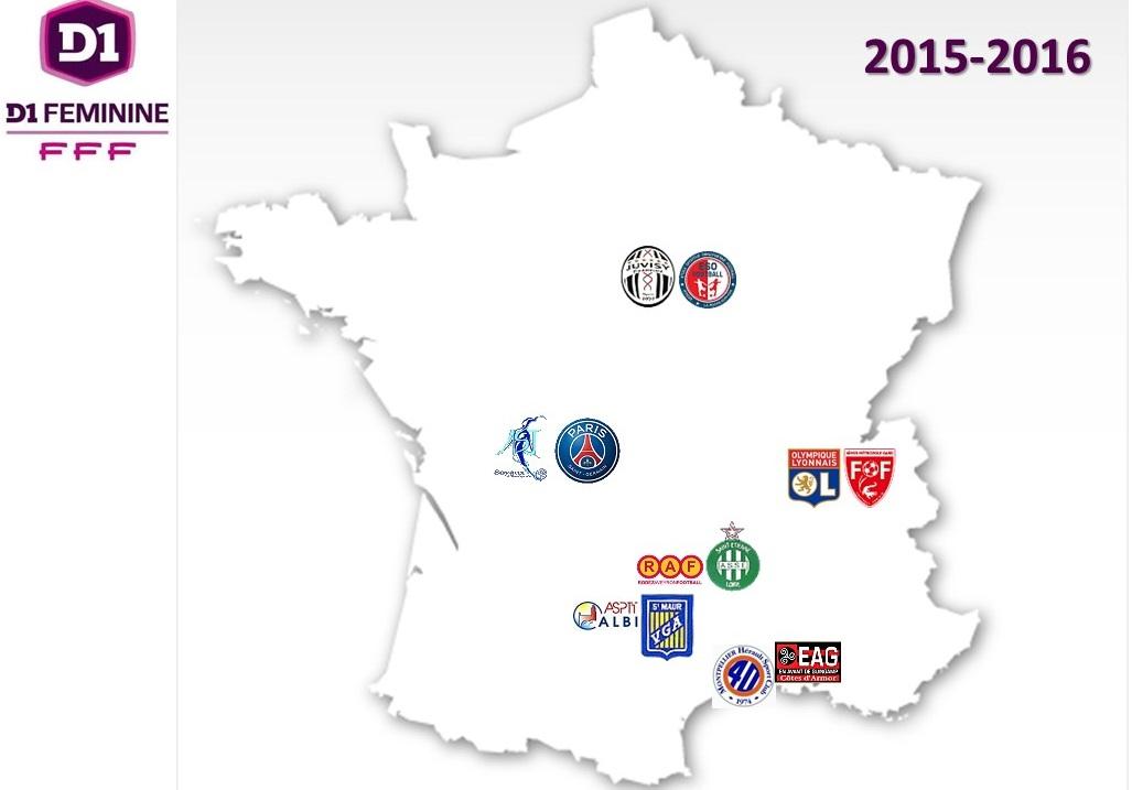 D1 (2e journée) - Nouveau carton de LYON, le PSG, MONTPELLIER et ALBI enchaînent une deuxième victoire