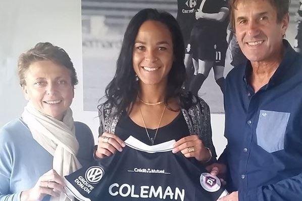 D1 - Tatiana COLEMAN officiellement juvisienne