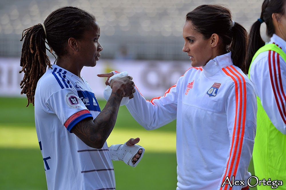 D1 - Elodie THOMIS absente pour six semaines
