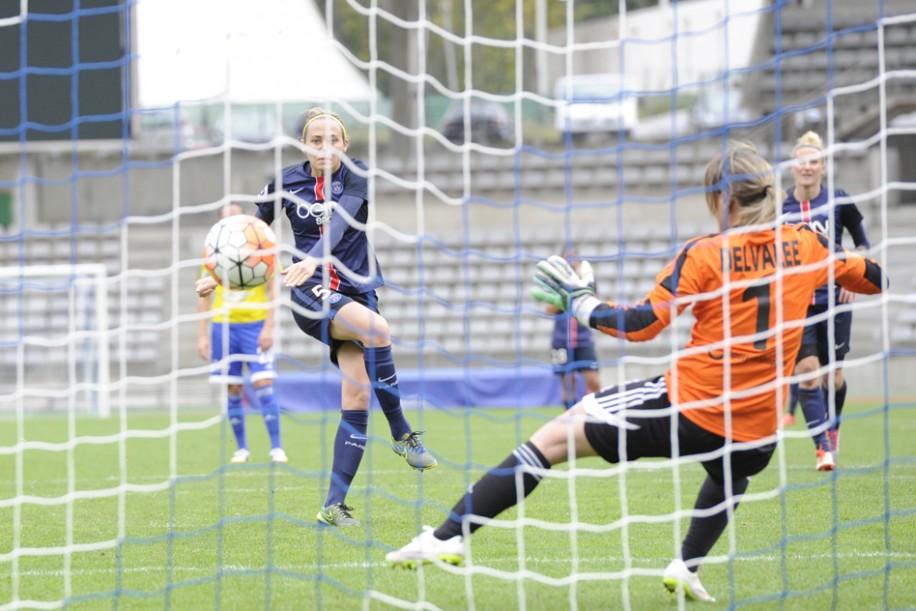 D1 - PSG - ST MAUR : 7-0, un derby à sens unique