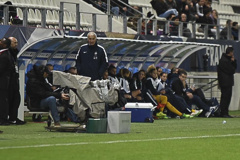 Bergerôo connait sa première défaite à domicile (photo Frédérique Grando)