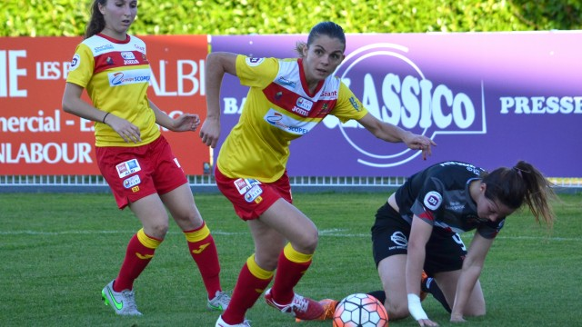 Albi s'installe à la 5e place (photo ASPTT Albi Football.fr)
