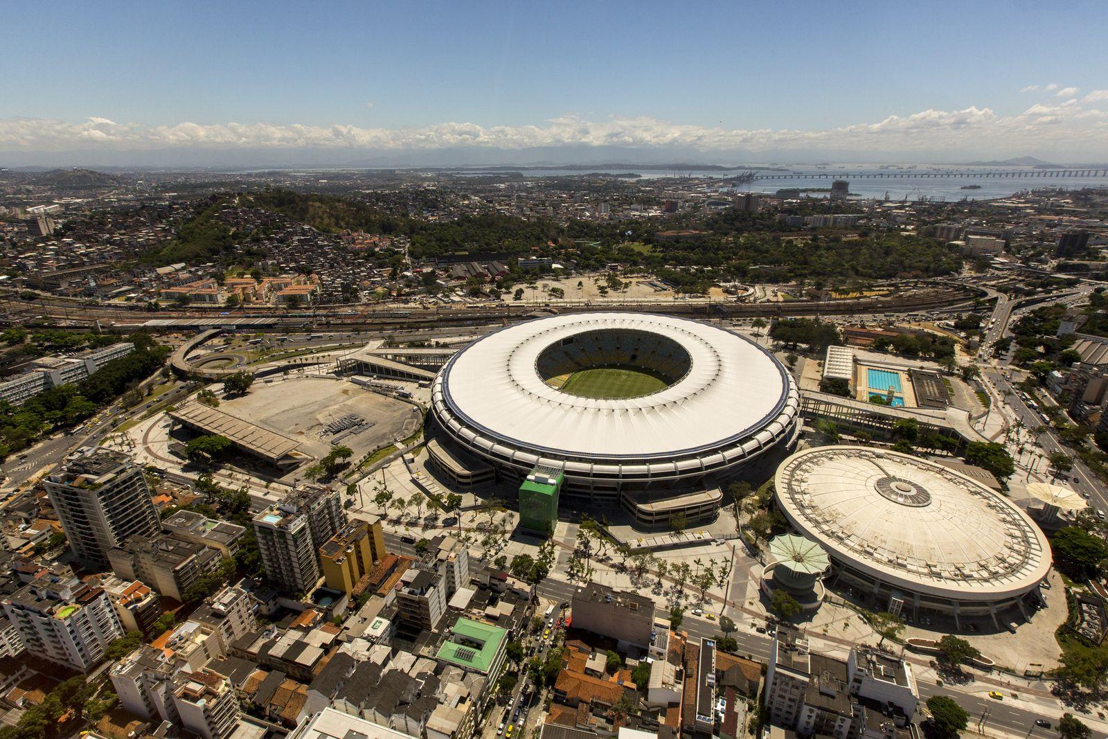 Le Maracanã accueillera deux rencontres du tournoi féminin (photo DR)