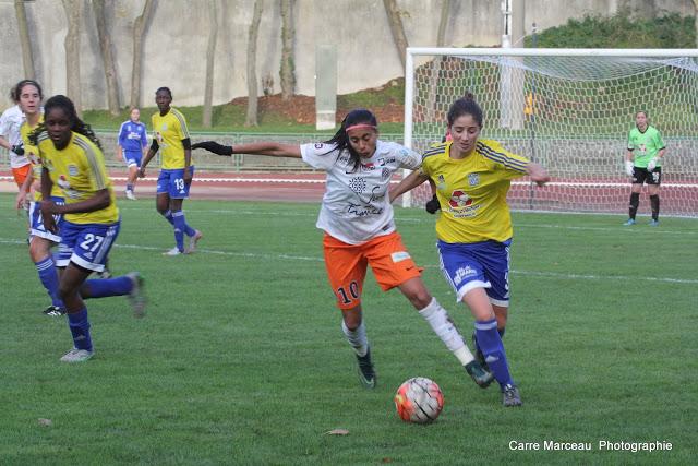 Andressa Alves s'est offert le doublé (photo Marceau Carré)