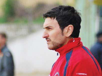 Le sélectionneur albanais Altin Rraklli
