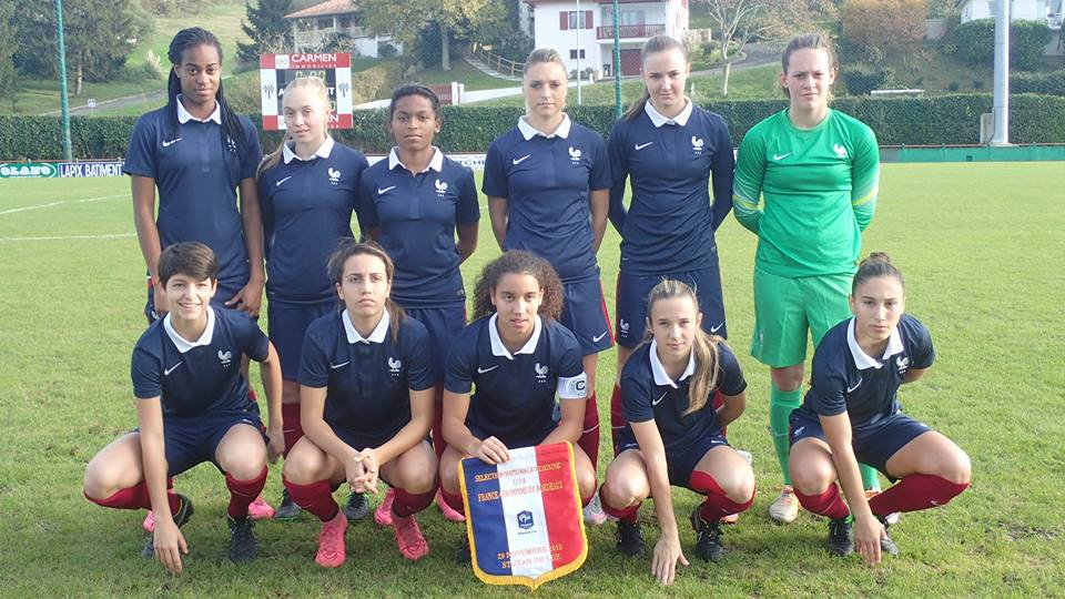 L'équipe de France U19 (photo SR)
