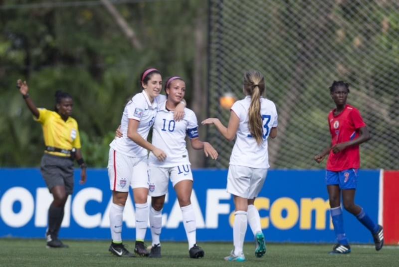 Coupe du Monde U20 - ETATS-UNIS, CANADA et MEXIQUE dominent les qualifications et décrochent leur billet