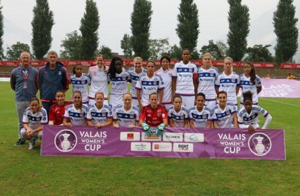 L'OLYMPIQUE LYONNAIS meilleure équipe féminine en 2015 selon l'IFFHS
