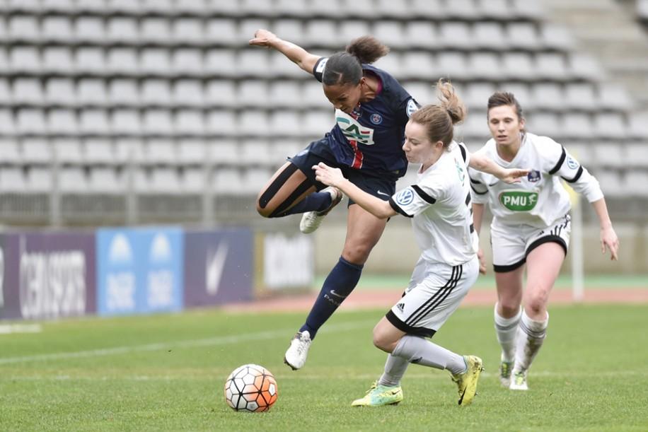 Delie réalise un quadruplé (photo PSG.fr)