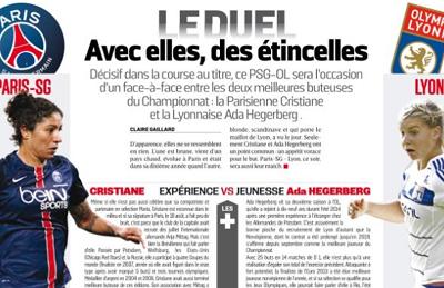 """D1 - PSG - OL : Revue de presse : Des étincelles, de la complicité et le """"Jour où tout va basculer"""""""