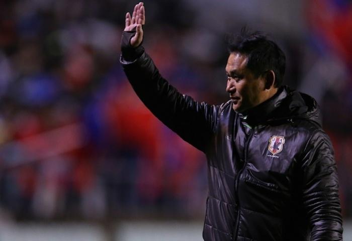 Norio Sasaki termine sur une victoire 1-0 contre la Corée du Nord (photo AFC)