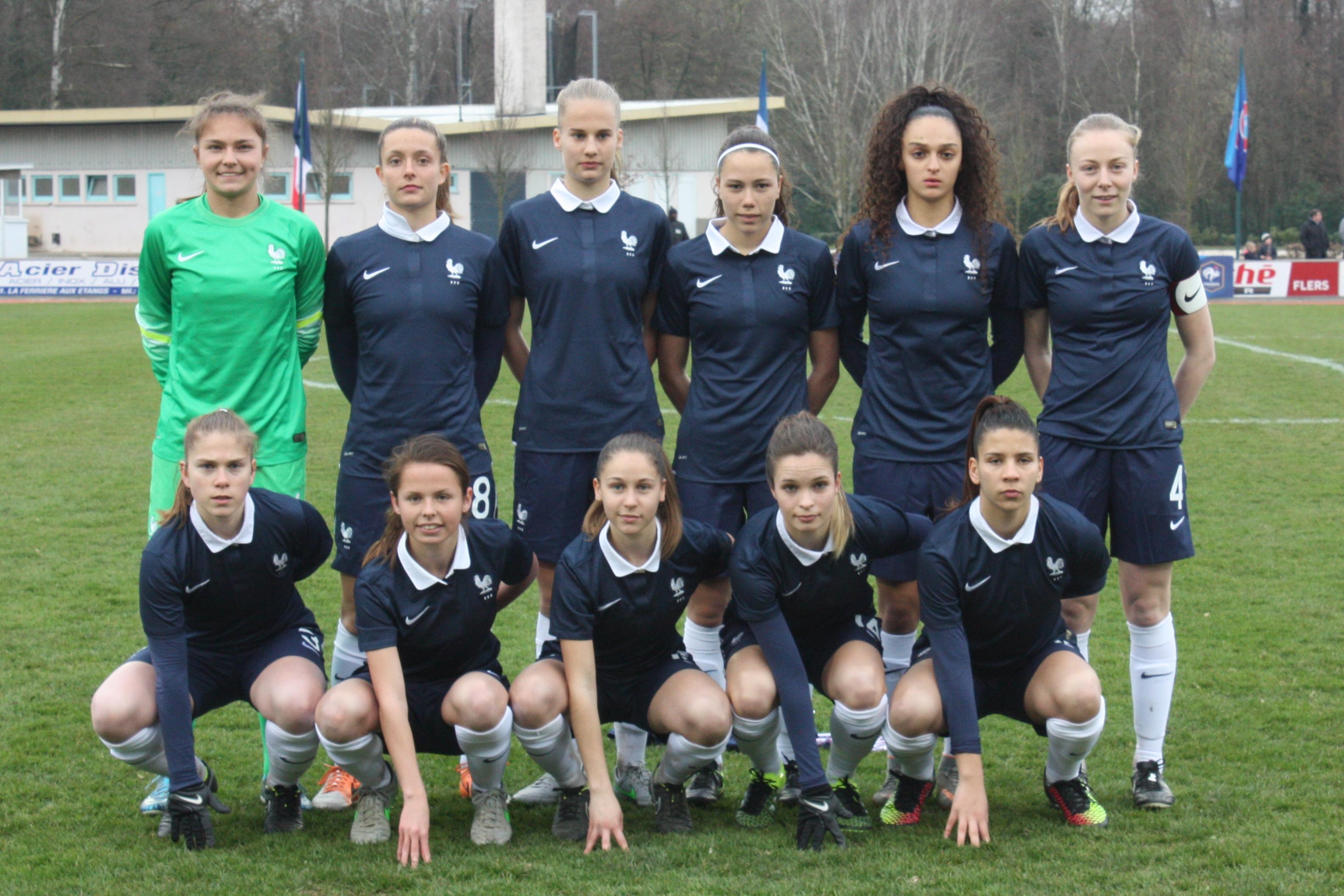 U17 - Tour Elite - La FRANCE tenue en échec