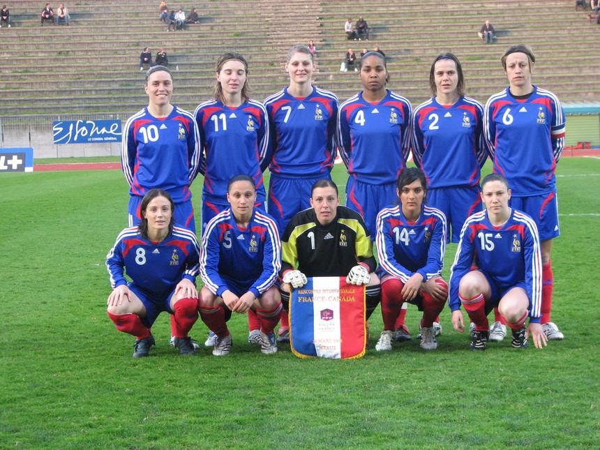 France - Canada : 0-0