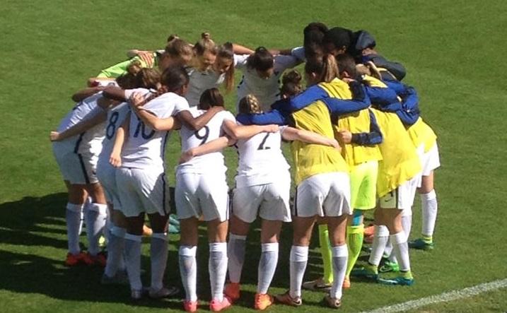 Les Tricolores ont remporté leur deuxième match sans difficulté (photo DR)