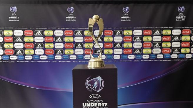 Le Bélarus accueille la phase finale (photo UEFA)
