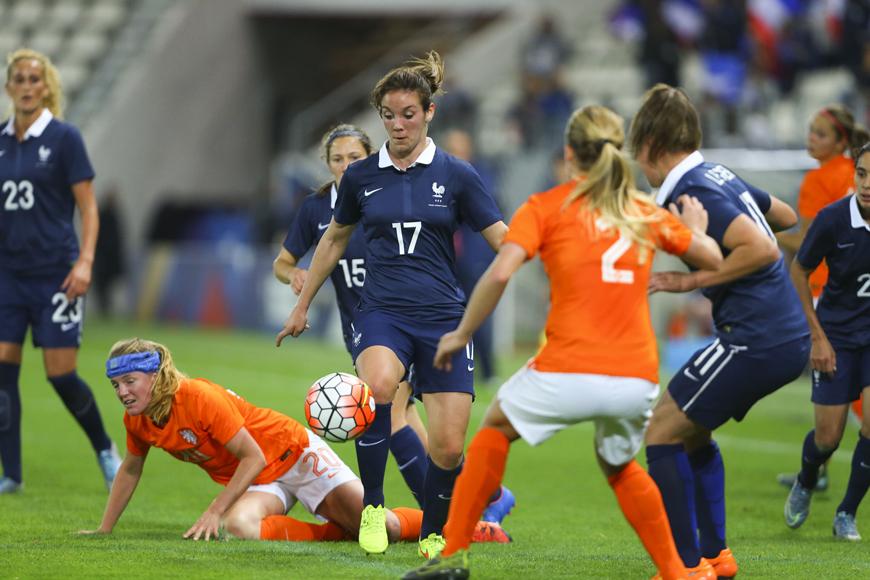Le Bihan rejoint Montpellier (photo FFF.fr)