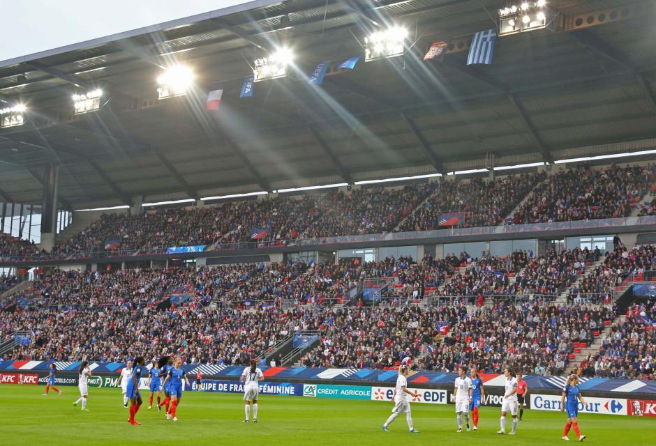 Bleues - Retour sur les réactions des joueuses après FRANCE - GRECE