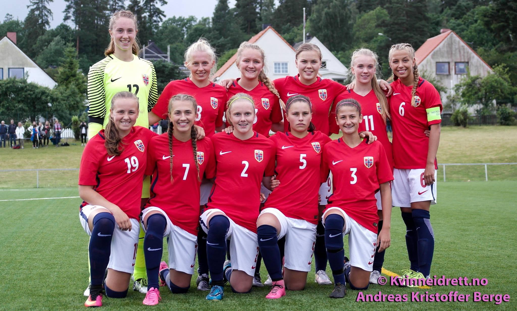 U16 - NORDIC CUP : 1-1 face à la NORVEGE pour débuter et succès aux tirs au but (6-5)