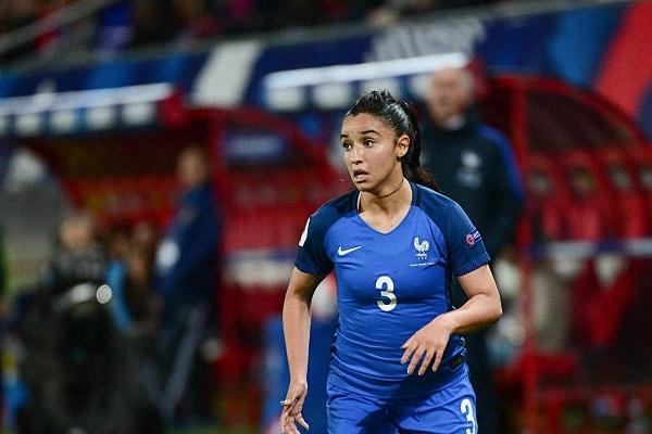 Sakina Karchaoui intègre les 18 Bleues pour Rio