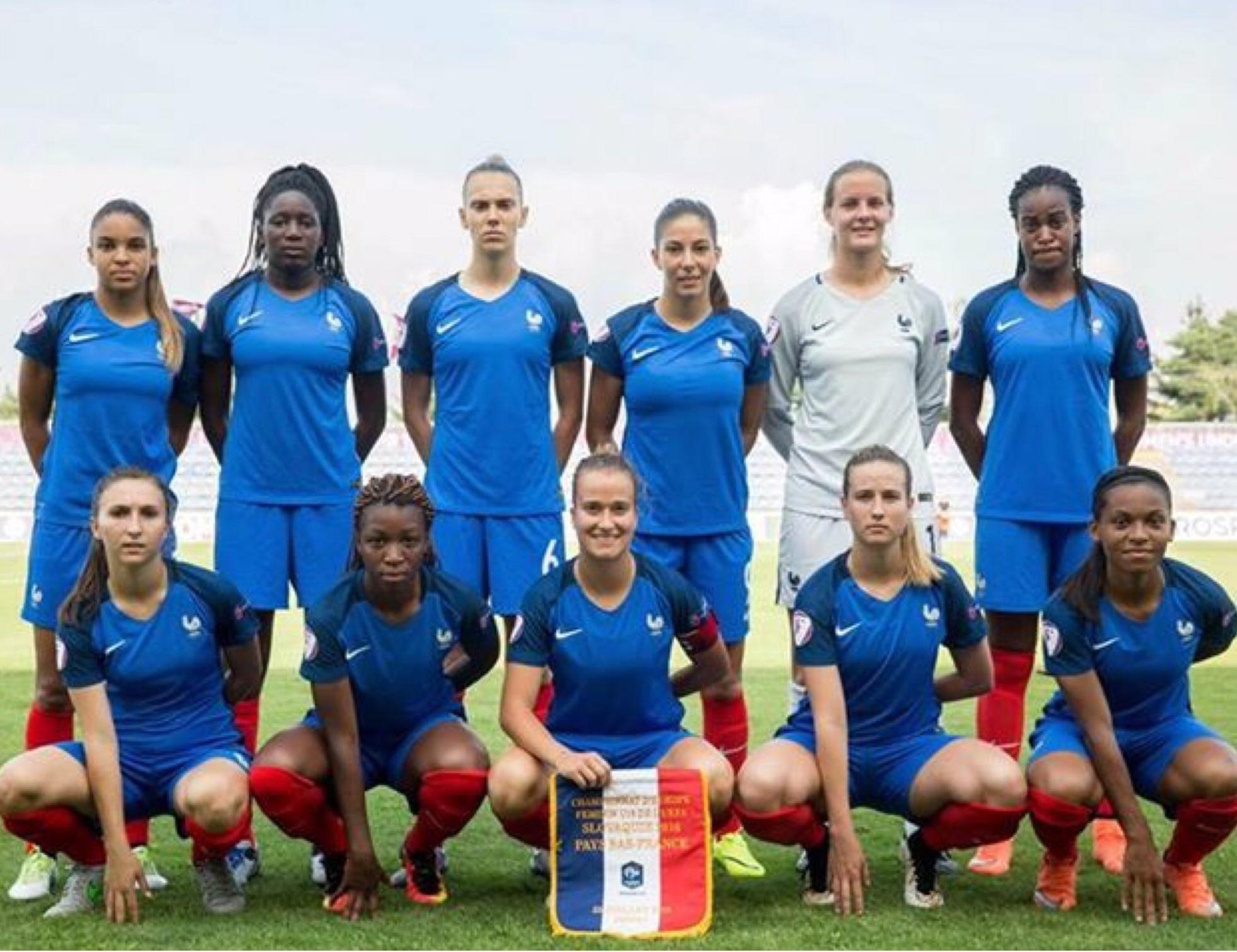 Euro U19 - La FRANCE en demi après sa victoire 2-1 contre les PAYS-BAS
