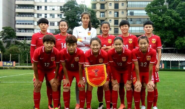 Le onze chinois (photo CFA)