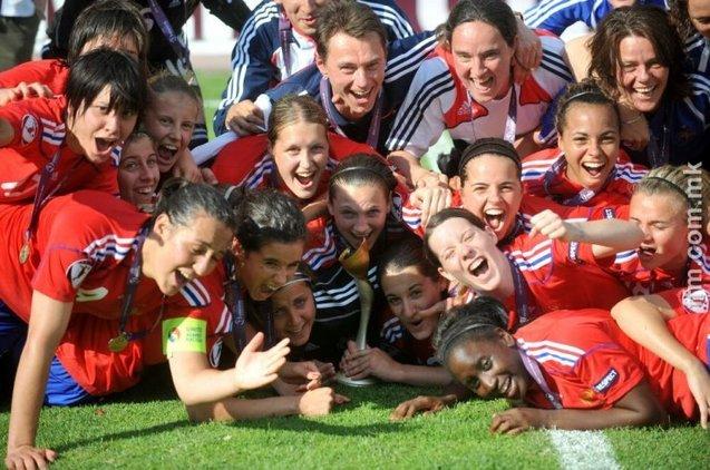 Les championnes 2010