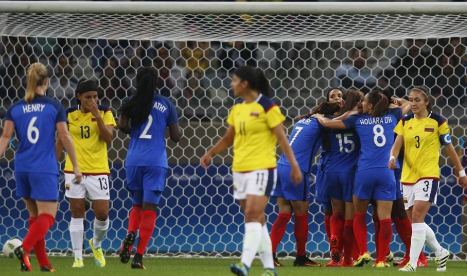 Les Bleues ont réussi leur entrée (photo FIFA.com)