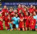 #U20WWC - Une Rojita qui « est entrée dans l'histoire »