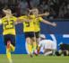 Coupe du Monde - La SUEDE plus solide que le CANADA rejoint l'ALLEMAGNE