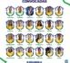 Tournoi de France - Les listes des trois adversaires