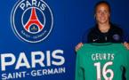 Loes Geurts portera le numéro 16 (photo PSG.fr)