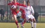 L'an passé, Agard et Montpellier avaient obtenu le nul devant Katia et l'OL (photo : Denis Dupont)