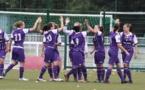 Premier succès pour les Violettes de Toulouse (photo Patrick Charbit)