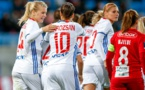 Hegerberg a réussi à trouver la faille en fin de match (photo Scanpix)