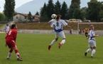 Claix et Besançon en match amical
