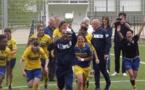 Toulon, barragiste en 2016, avait décroché sa place en D2 en juin dernier (photo club)