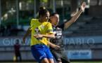 Avec son doublé contre Arras, Gomes partage la première place du groupe A (photo Giovani Pablo)