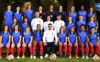 Bleues - La photo officielle 2016-2017