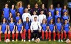 Bleues - La photo officielle 2016-2017