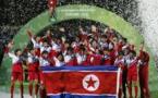 La Corée du Nord triomphe en Jordanie (photo FIFA.com)