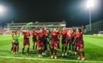 Les Portugaises fêtent cette qualification historique (photo FPF)